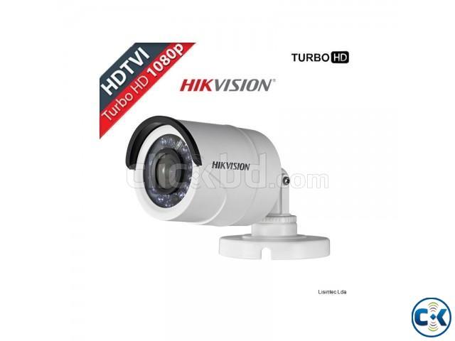 Hikvision 720P HD Camera NightVision. | ClickBD large image 0