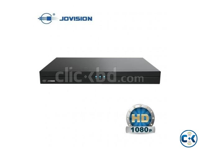 Jovision 4Ch HD XVR 2MP Cloudsee Support | ClickBD large image 0
