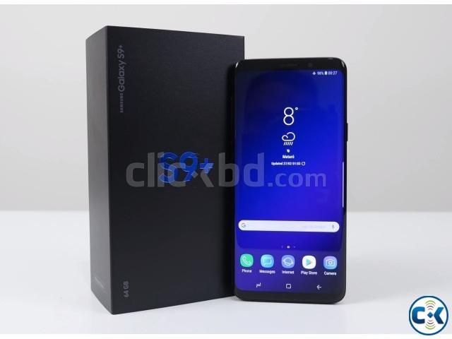 Samsung Galaxy S9 Plus Original Intact  | ClickBD large image 0