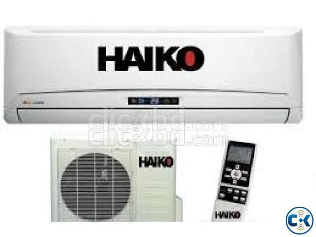 HAIKO 2.5 Ton Split Type AC 30000 BTU | ClickBD large image 1