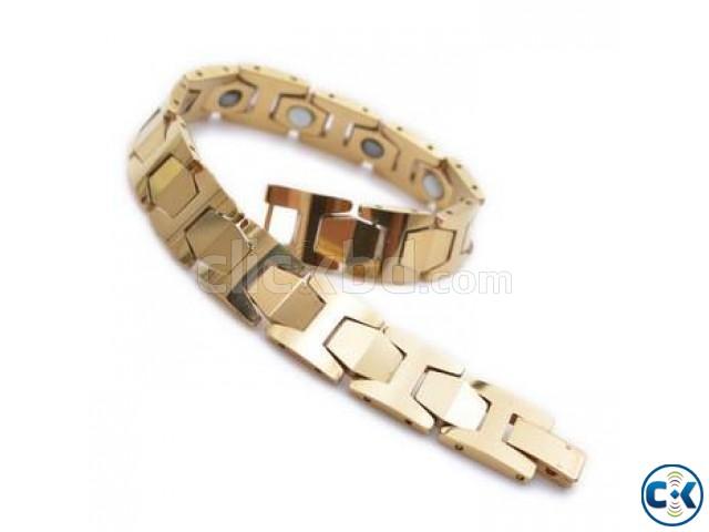 Men s Magnetic Ceramic Bracelet | ClickBD large image 0