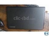 Toshiba 6GB RAM 500 HDD with Windows license