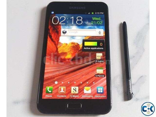 Samsung Galaxy Note N7000 Original | ClickBD large image 0