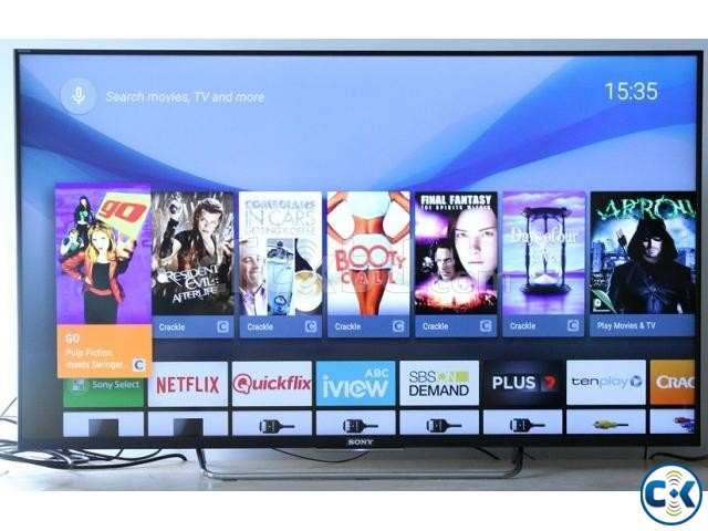SONY 43 W800C FULL HD ANDROID 3D TV | ClickBD large image 4