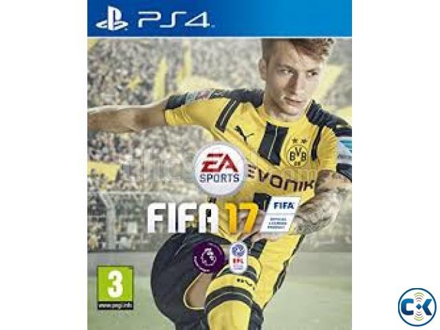 FIFA 17 PS4 | ClickBD large image 0