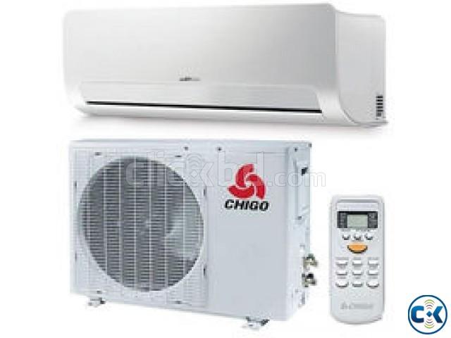 Chigo 12000 BTU 1.0 Ton Split Type Air Conditioner | ClickBD large image 0