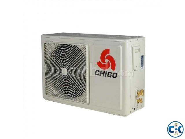 Chigo 18000 BTU 1.5 Ton Split Type Air Conditioner | ClickBD large image 2