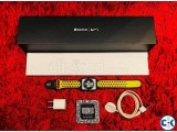 Apple Watch Series 2 42MM Nike Edition with sports band boxe