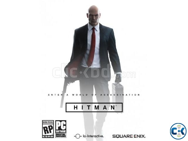 HITMAN Pc Game | ClickBD large image 0