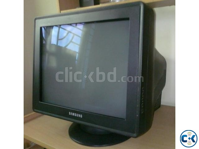 Samsung SyncMaster 793DF - CRT Monitor - 17  | ClickBD large image 0