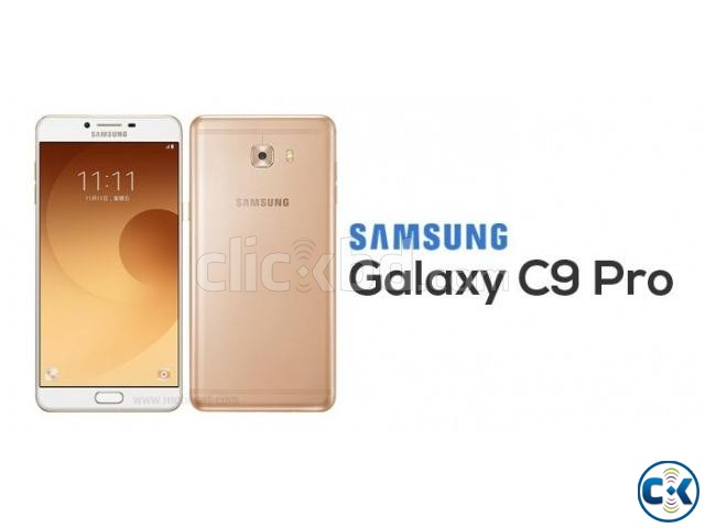 Brand New Samsung Galaxy C9 Pro 64GB Sealed Pack 3 Yr Wrrnty | ClickBD large image 1