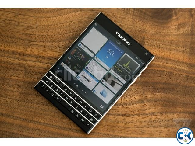 Brand New Blackberry Passport Sealed Pack With 3 Yr Warranty | ClickBD large image 0