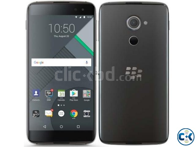 Brand New Blackberry DTEK 60 Sealed Pack With 3 Yr Warranty | ClickBD large image 1