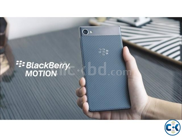 Brand New Blackberry Motion Sealed Pack With 3 Yr Warranty | ClickBD large image 0