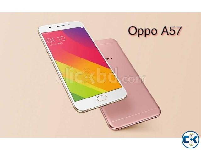 Oppo A 57 32GB One Year Official Warranty | ClickBD large image 0