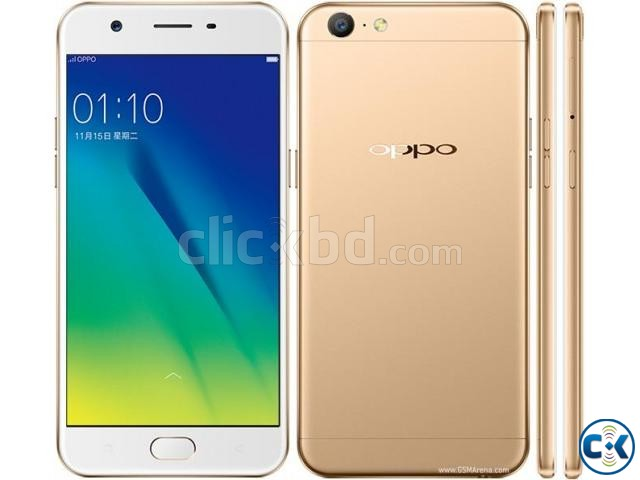 Oppo A 57 32GB One Year Official Warranty | ClickBD large image 1