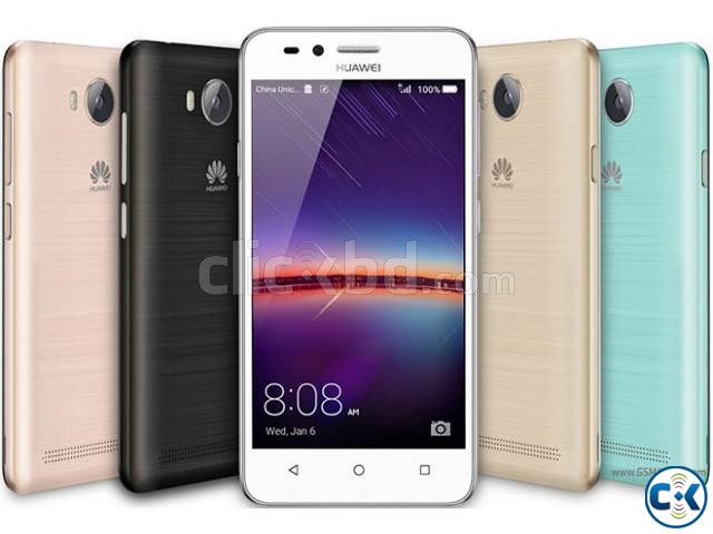 Huawei Y3II One Year Official Warranty | ClickBD large image 2