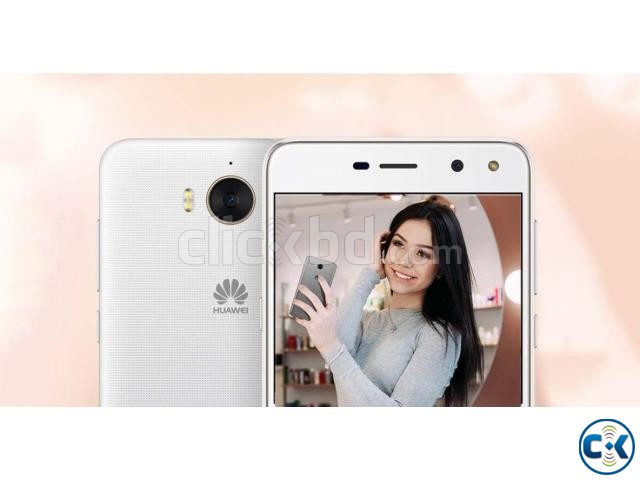 Huawei Y5 2017 One Year Official Warranty | ClickBD large image 0