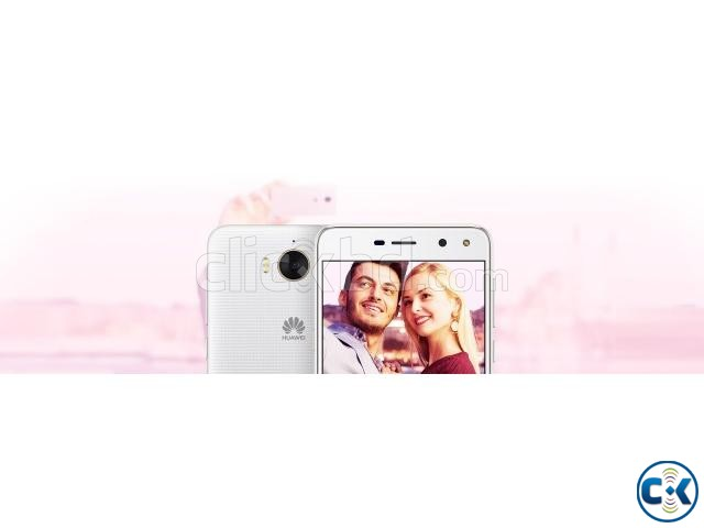 Huawei Y5 2017 One Year Official Warranty | ClickBD large image 4