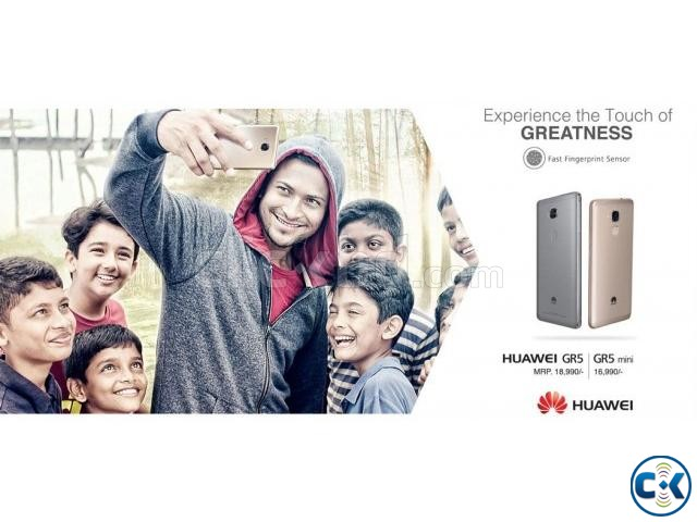 Huawei GR5 2017 One Year Official Warranty | ClickBD large image 0