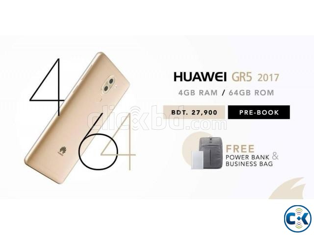 Huawei GR5 2017 Premium One Year Official Warranty | ClickBD large image 1