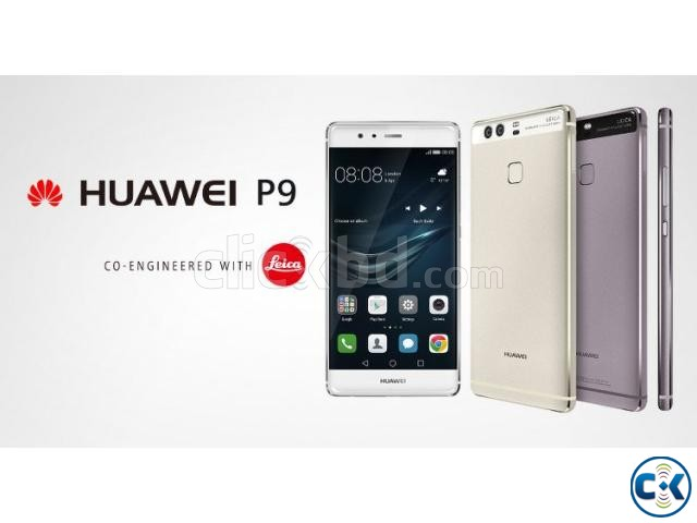 Huawei P9 64GB One Year Official Warranty | ClickBD large image 0