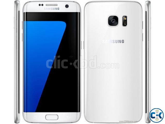 New Condition Samsung Galaxy S7 Edge Sealed Pack 3 Yr Wrnty | ClickBD large image 0