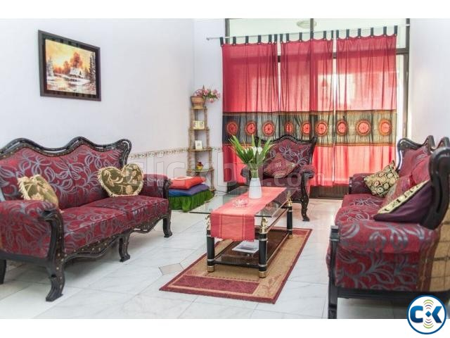 1850sft Apartment For Rent Banani 11 | ClickBD large image 0