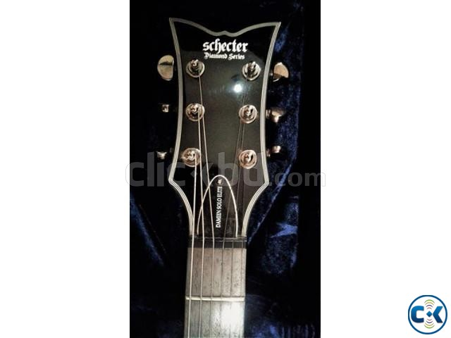 Schecter Damien Solo Elite with Original Hard Case for Sale | ClickBD large image 1