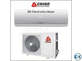 Small image 1 of 5 for Wall Type New CHIGO Split AC 1.5 Ton | ClickBD
