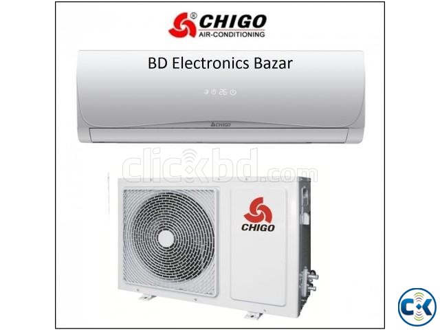 Wall Type New CHIGO Split AC 1.5 Ton | ClickBD