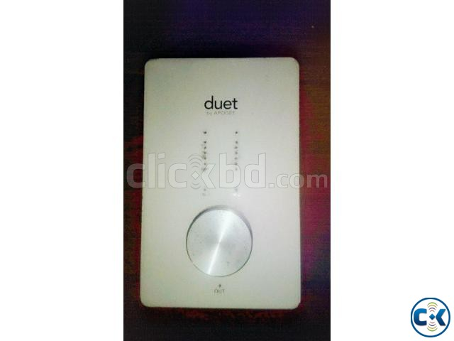 Apogee duet firewire Sound Card Urgent Sell | ClickBD large image 0