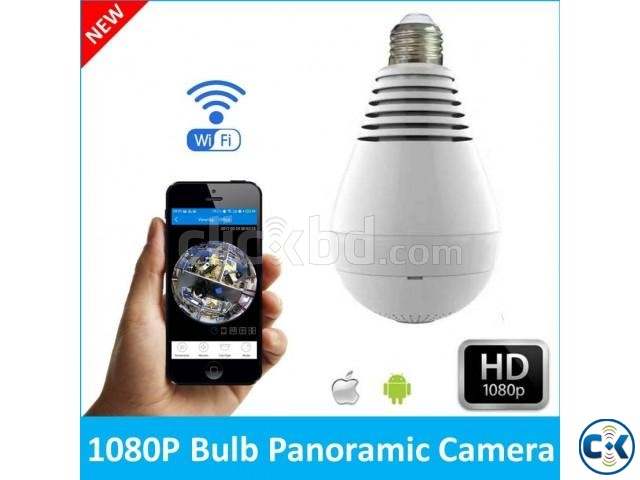 Bulb smart IP Camera | ClickBD large image 0
