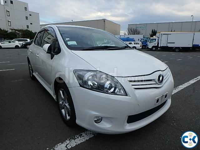 AURIS S GRADE MODEL 2012 COLOR PEARL | ClickBD large image 0