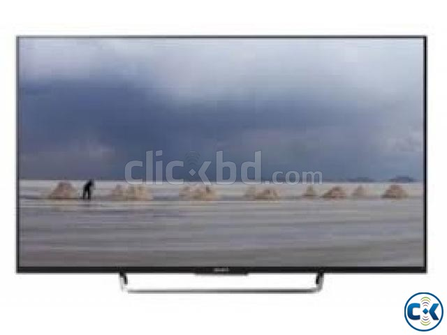 New Sony Bravia 40 inch W652D Smart Full HD Led TV | ClickBD large image 1
