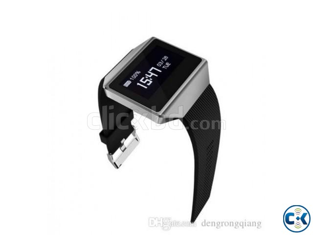 CK12 Smart Watch With Blood pressure water-proof intact Box | ClickBD large image 1