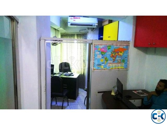 Fully Funished Office space to-let | ClickBD large image 0