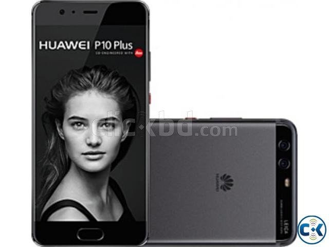 Brand New Huawei P10 Plus 128GB Sealed Pack 3 Year Warranty | ClickBD large image 0