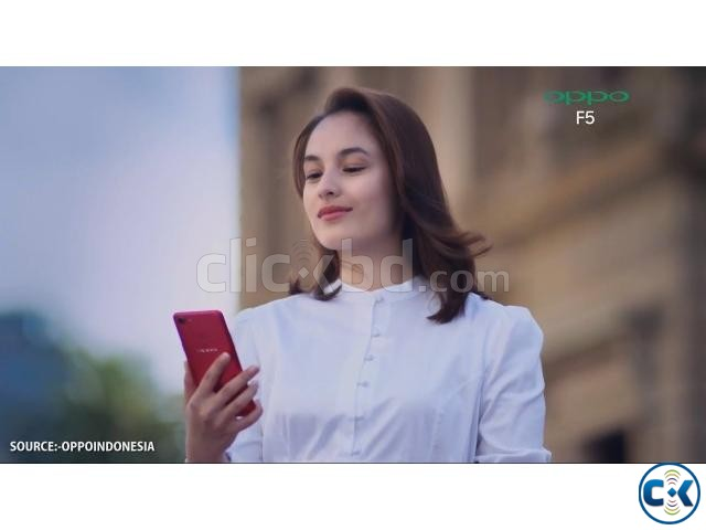 Oppo F5 32GB One Year Official Warranty | ClickBD large image 2
