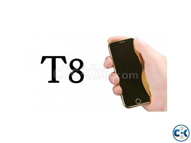 Anica T8 Dual Sim Touch intact Box | ClickBD large image 0