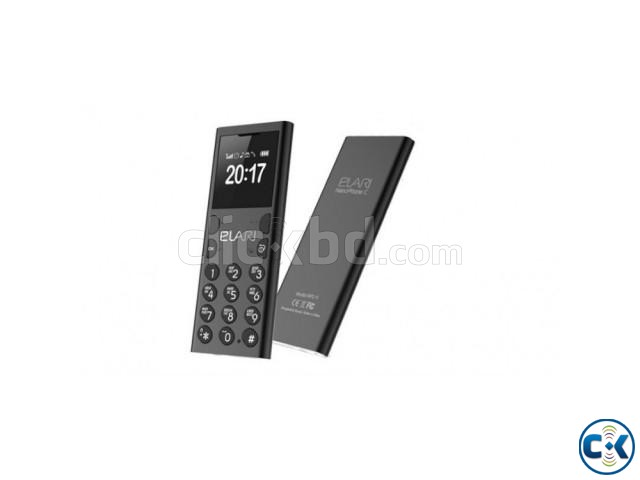 A5 card phone super mini slim single sim intact Box   ClickBD large image 0