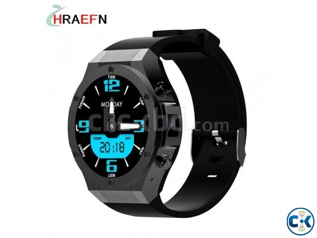 H2 Android 3G Wifi Smart Watch 1GB RAM 16GB ROM intact | ClickBD large image 0
