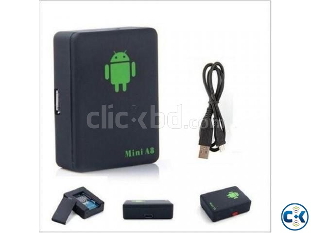A8 Sim Device GSM GPS GPRS Tracker Voice Listening | ClickBD large image 0