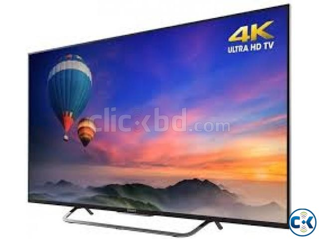 X7000D 55 Sony Bravia Flat 4K Wi-Fi Smart Android TV | ClickBD large image 0