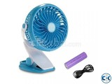 Rechargeable 3 Speed Fan