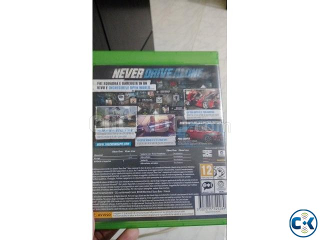 Xbox One THE CREW Original from italy  | ClickBD large image 1