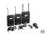 Boya Wireless Lavalier Microphone BY-WM8