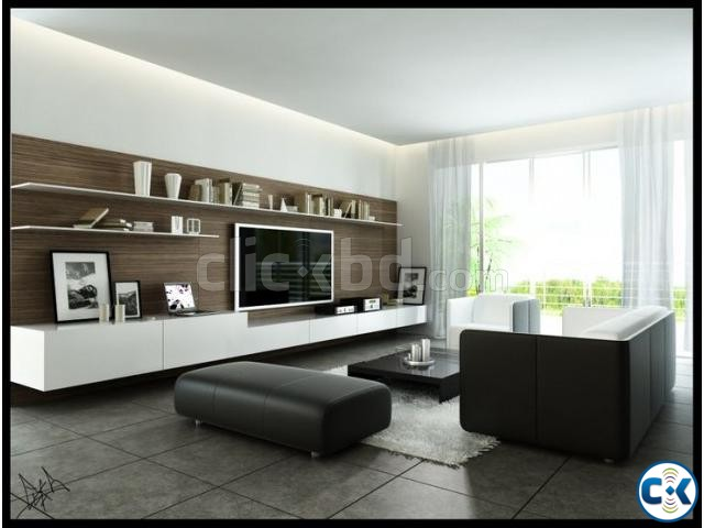 Workstation Interior Design Ms- 12 | ClickBD large image 3
