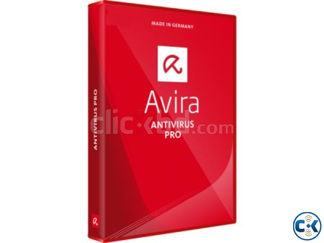 Avira Antivirus Pro 1 User 5 Devices For 1 Year | ClickBD large image 0