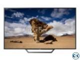 Sony Bravia W652D 55 Inch Full HD Smart WiFi LED TV